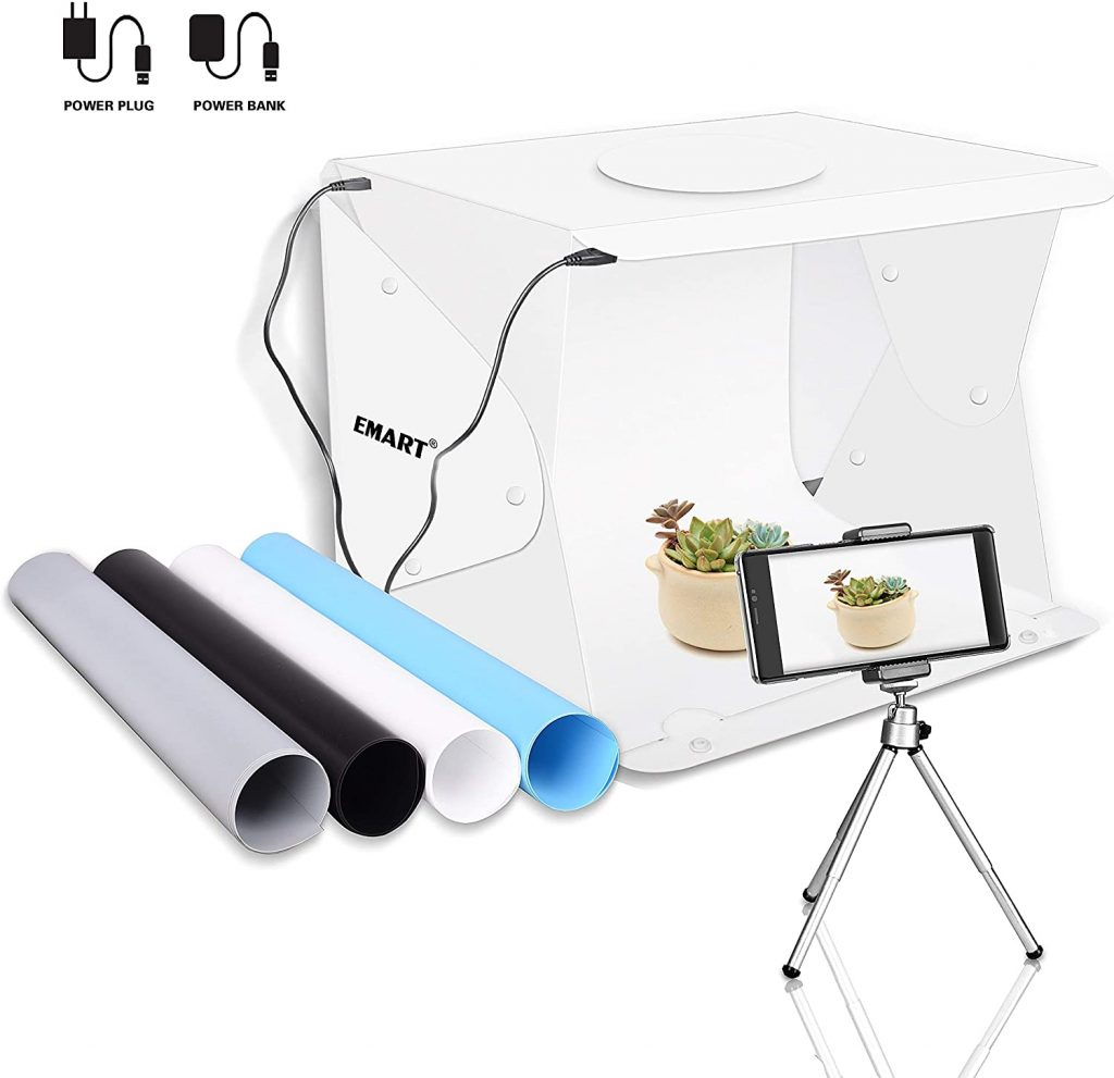 Emart 14 x 16 photography tabletop lightbox
