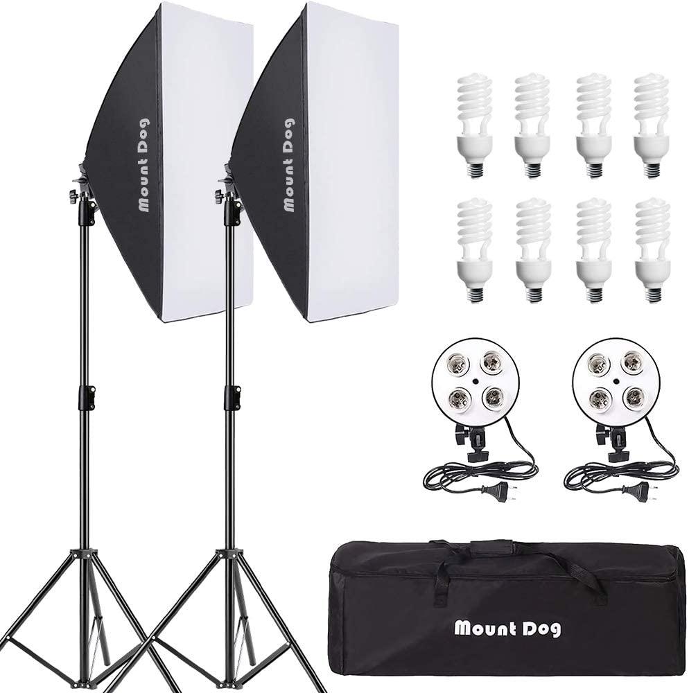 Mountdog Photo Studio Light Box