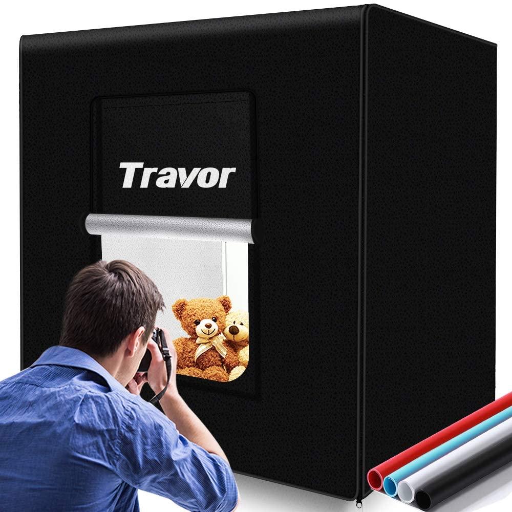 Travor Photo Box Photo Studio Light Box