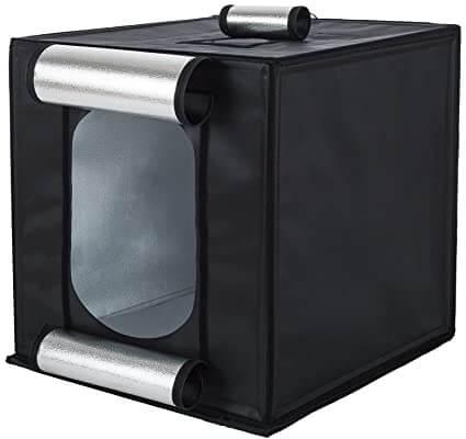 Fovitec LED Professional Studio Photo Light Tent Kit (1)