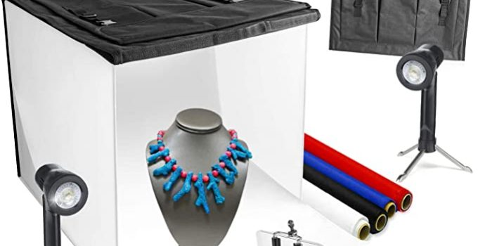 Best light box for jewelry photography