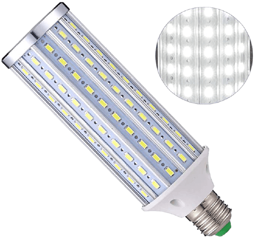 HengBo 40W LED Studio Light Bulb