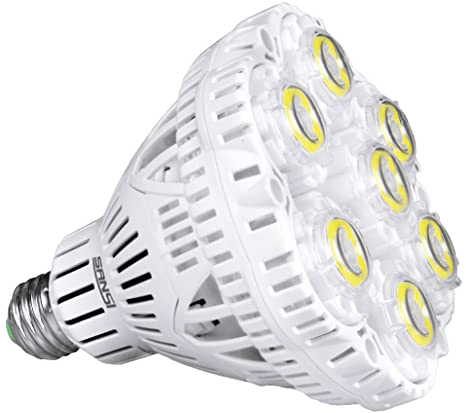 SANSI 40W LED Light Bulb- Best Bulb for Small Products