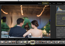 How to Straighten Photo in Lightroom