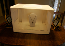 How to Make a Lightbox for Photographing Jewelry