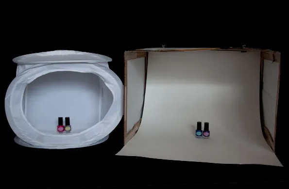 How to Set Up Light Tent for Small Product Photography 2