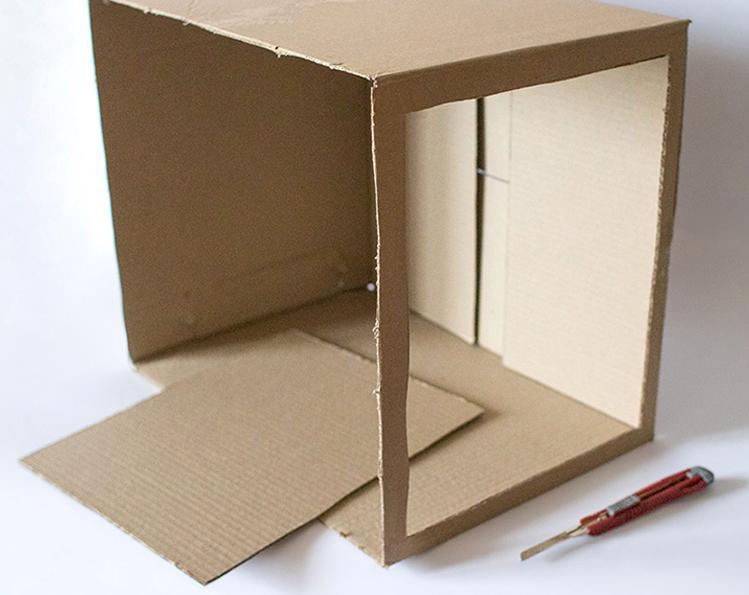 Step 3. Make the Windows on the Box